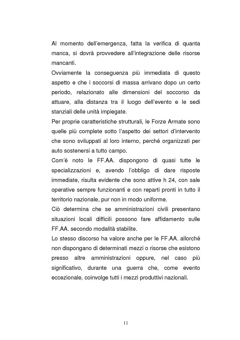 Anteprima della tesi: Cooperazione civile militare nelle operazioni di supporto alla pace, Pagina 9