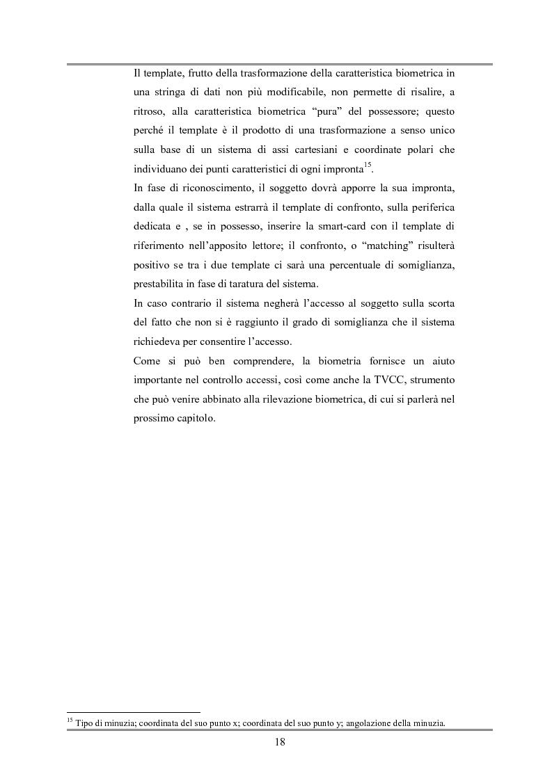 Anteprima della tesi: Le indagini tese al riconoscimento di autore di reato tramite immagini, Pagina 14
