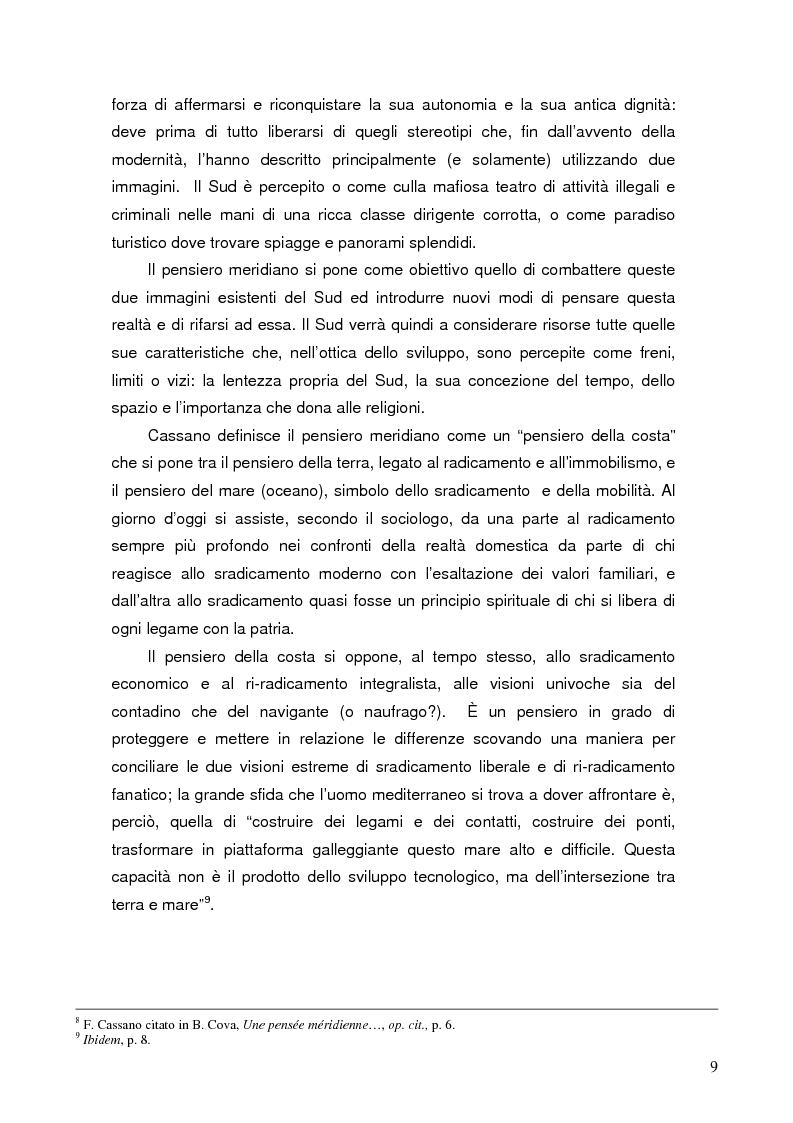 Anteprima della tesi: Comunicare i valori mediterranei: il caso Camper, Pagina 6