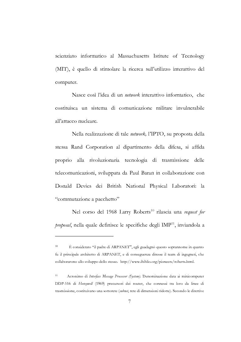 Anteprima della tesi: Etica hacker, Pagina 13
