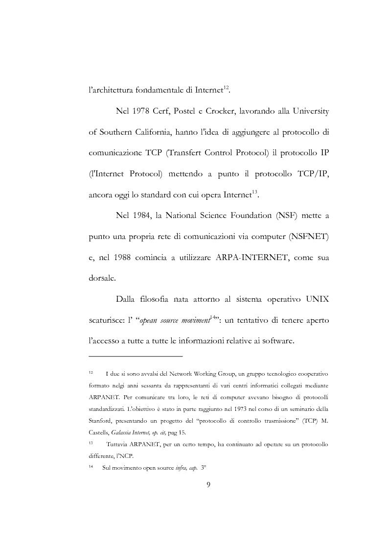 Anteprima della tesi: Etica hacker, Pagina 15