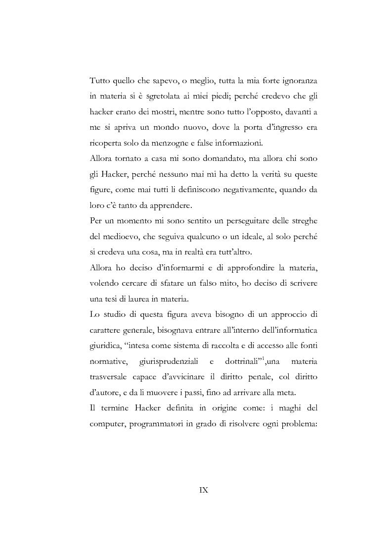 Anteprima della tesi: Etica hacker, Pagina 3