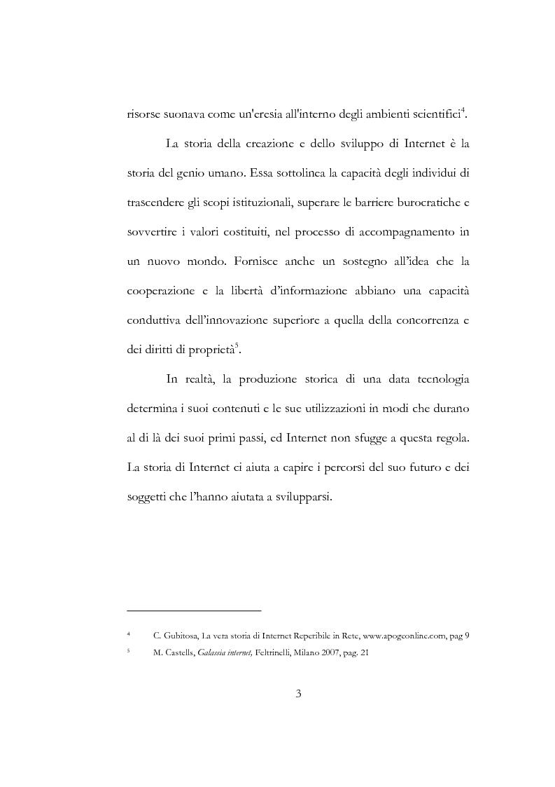 Anteprima della tesi: Etica hacker, Pagina 9