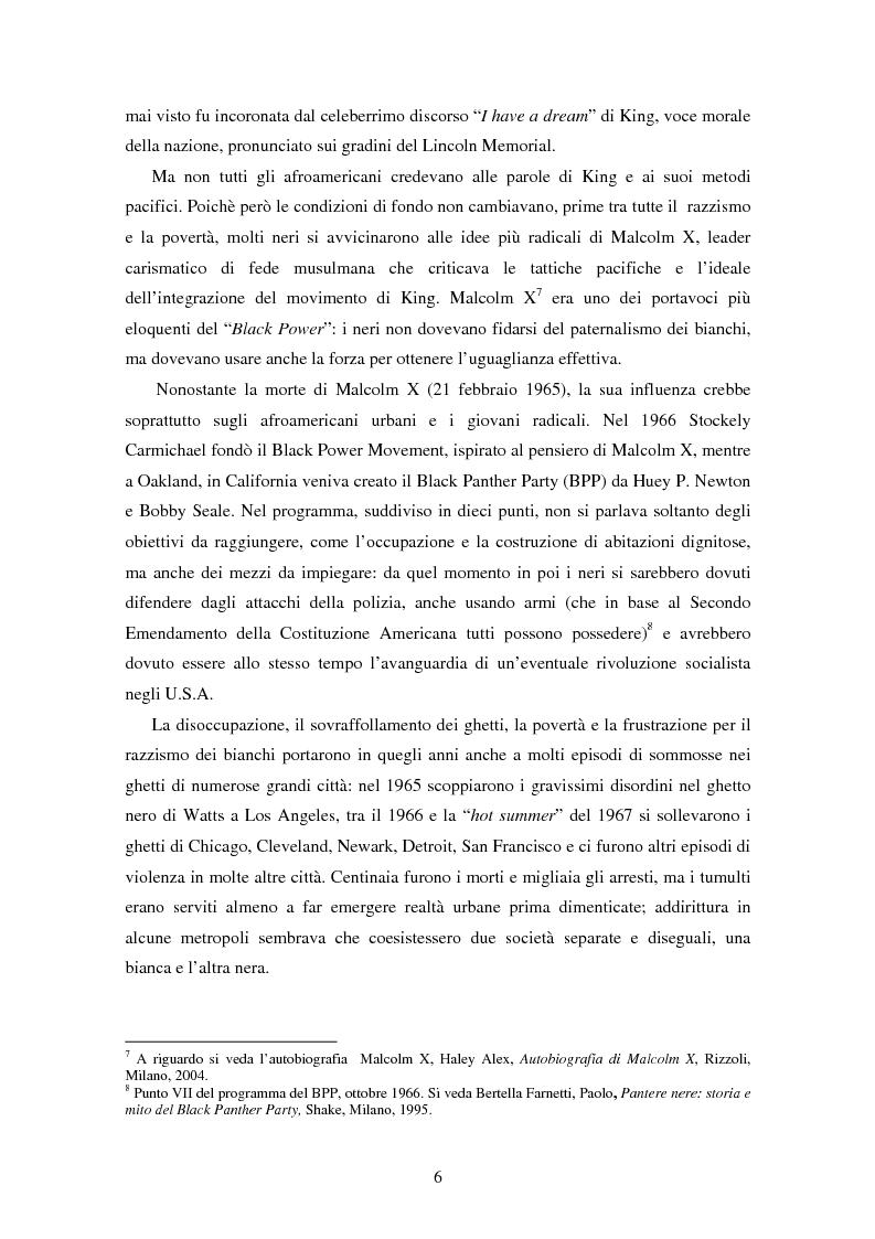 Anteprima della tesi: L'ospite indesiderato. Il governo degli Stati Uniti contro John Lennon (1971-1976)., Pagina 6