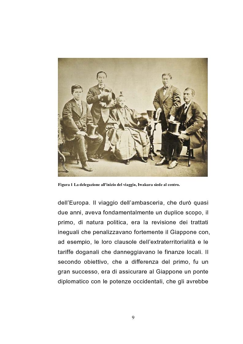 Anteprima della tesi: Gli sviluppi della scultura giapponese dell'era Meiji, Pagina 9