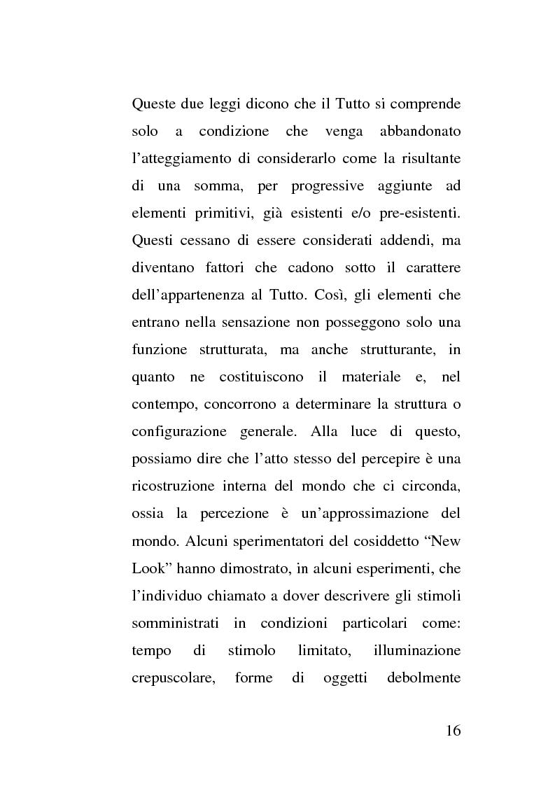 Anteprima della tesi: La crescita socio - emotivo - cognitiva del bambino attraverso lo spot e la tutela dei minori, Pagina 10