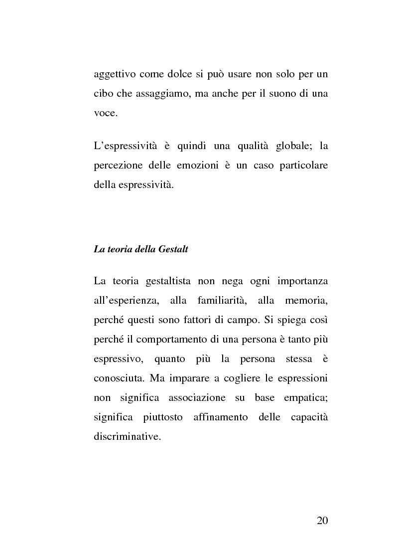 Anteprima della tesi: La crescita socio - emotivo - cognitiva del bambino attraverso lo spot e la tutela dei minori, Pagina 14