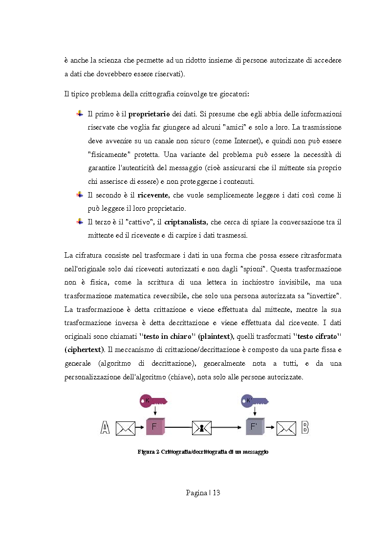 Anteprima della tesi: Sicurezza per Radio Frequency Identification: tracciare le merci preservando la privacy, Pagina 5