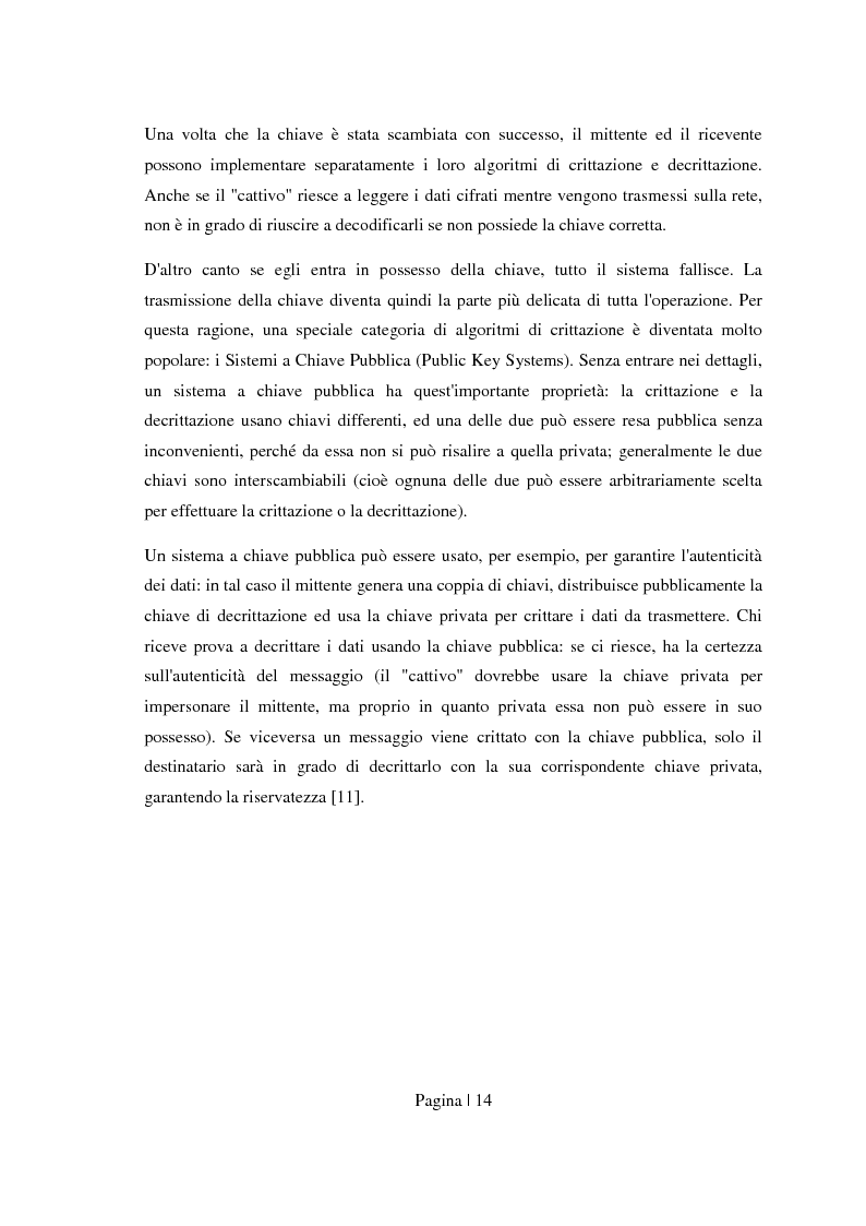 Anteprima della tesi: Sicurezza per Radio Frequency Identification: tracciare le merci preservando la privacy, Pagina 6