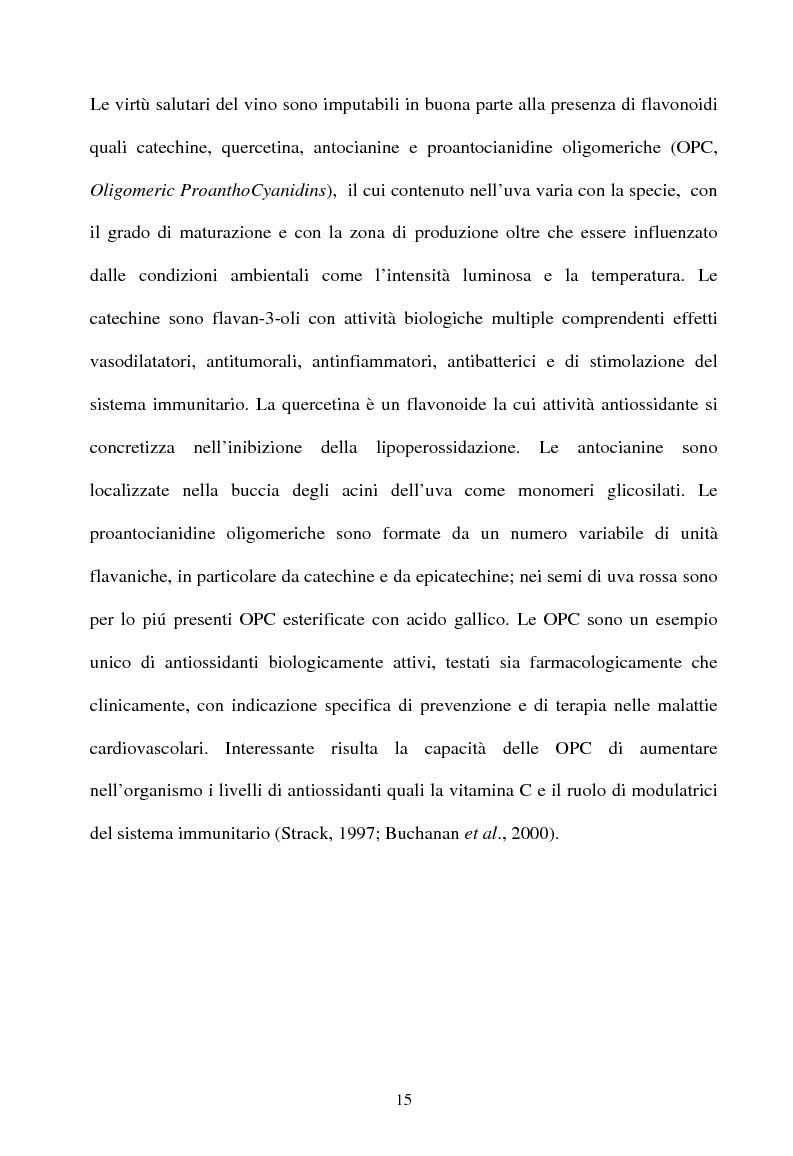 Anteprima della tesi: Piante micorrizate di carciofo: fenoli totali e attività antiossidante nei capolini, Pagina 13