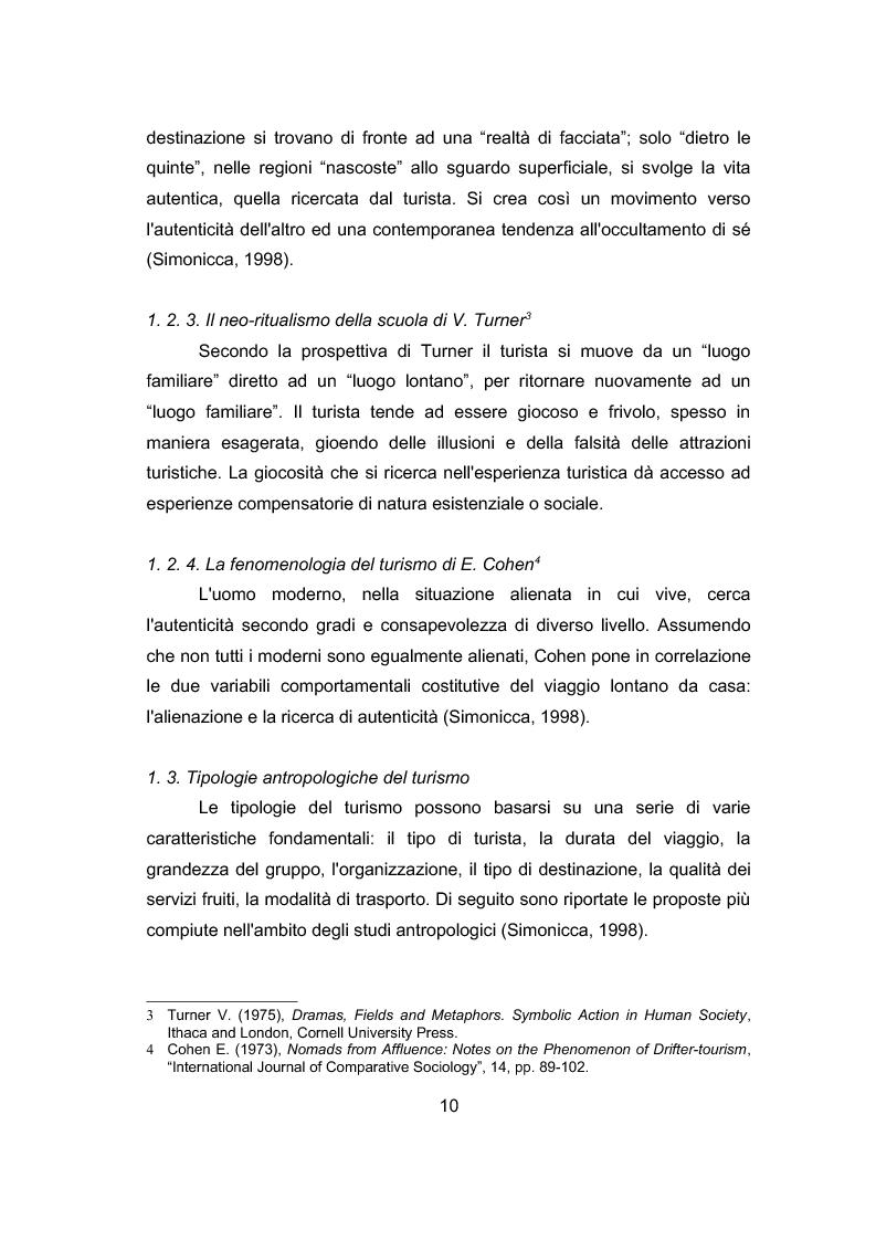 Anteprima della tesi: La storia per far festa: rievocazioni storiche e turismo, Pagina 7