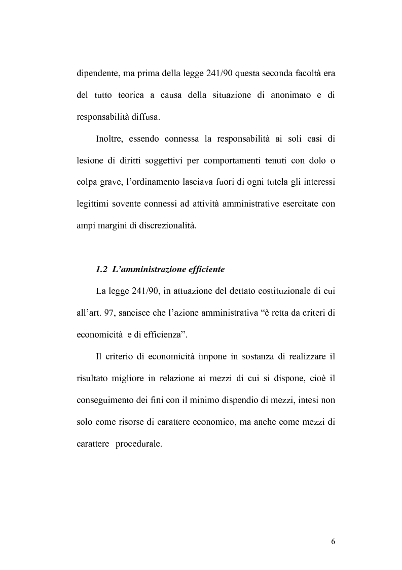 Anteprima della tesi: La disciplina degli acquisti nella pubblica amministrazione: dal Provveditorato generale dello Stato al Modello Consip., Pagina 15