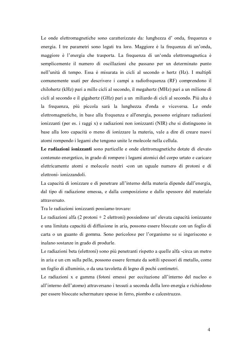 Anteprima della tesi: Caratteristiche del sonno e della vigilanza: l'influenza dell'uso del telefono cellulare, Pagina 3