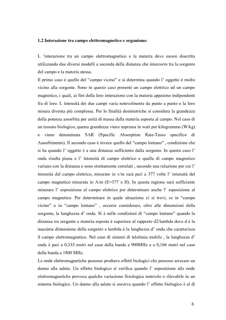 Anteprima della tesi: Caratteristiche del sonno e della vigilanza: l'influenza dell'uso del telefono cellulare, Pagina 5