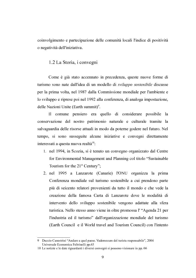 Anteprima della tesi: Un caso particolare di turismo responsabile in Senegal, Pagina 6