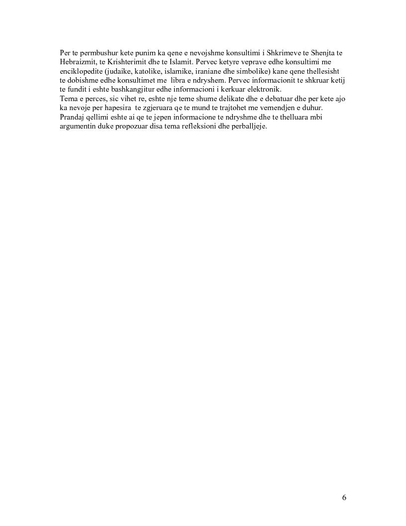 Anteprima della tesi: Perafersia e Perces ne Traditen Hebraike, Kristiane, Islamike, Pagina 4