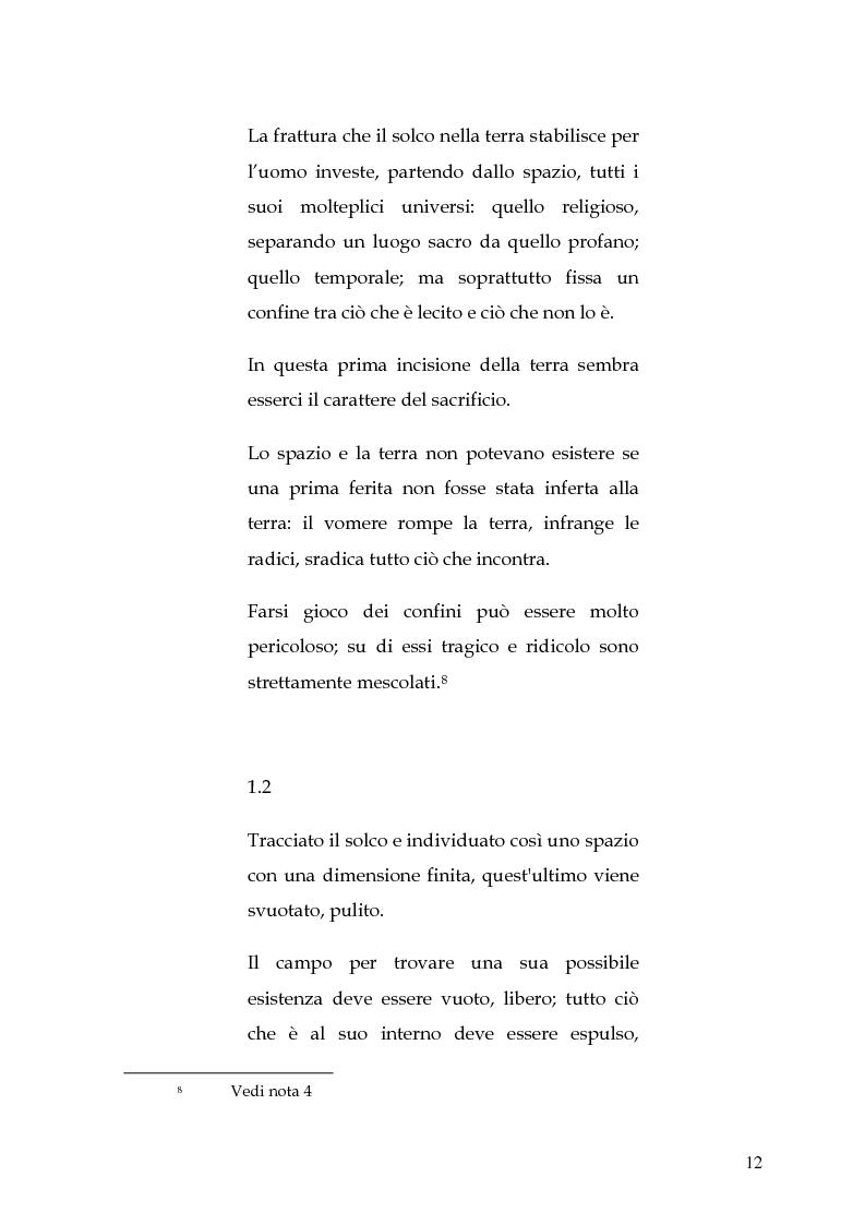 Anteprima della tesi: Le circoscrizioni ecclesiastiche e le circoscrizioni civili alla luce della normativa UE: il caso del Friuli Venezia Giulia, Pagina 11