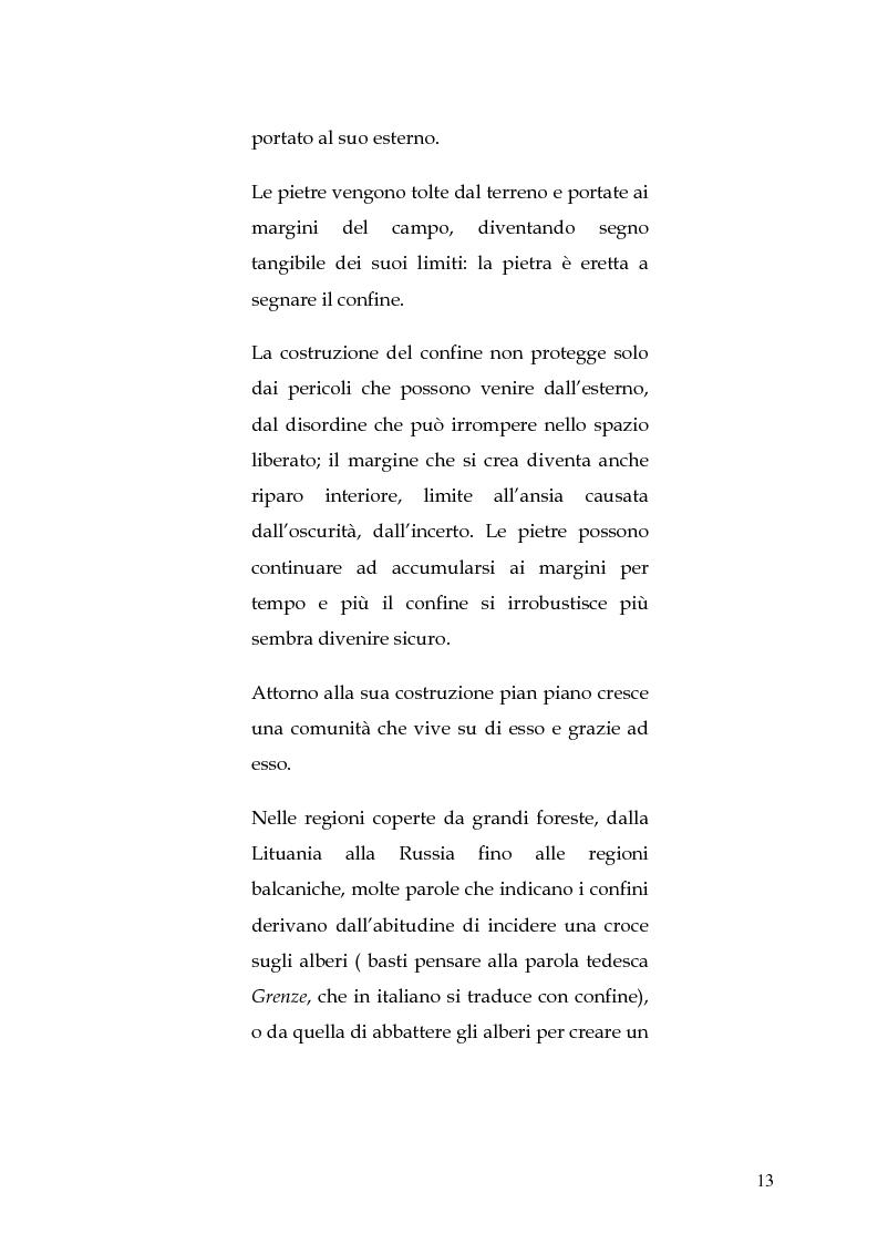 Anteprima della tesi: Le circoscrizioni ecclesiastiche e le circoscrizioni civili alla luce della normativa UE: il caso del Friuli Venezia Giulia, Pagina 12