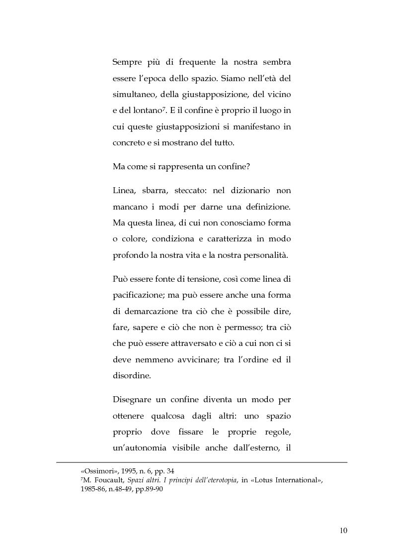 Anteprima della tesi: Le circoscrizioni ecclesiastiche e le circoscrizioni civili alla luce della normativa UE: il caso del Friuli Venezia Giulia, Pagina 9