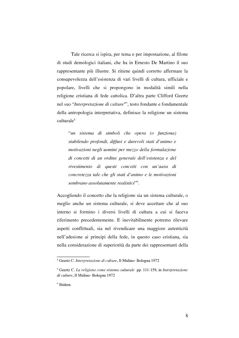 Anteprima della tesi: Mamma Schiavona, il Femminiello e l'Abate, Pagina 8