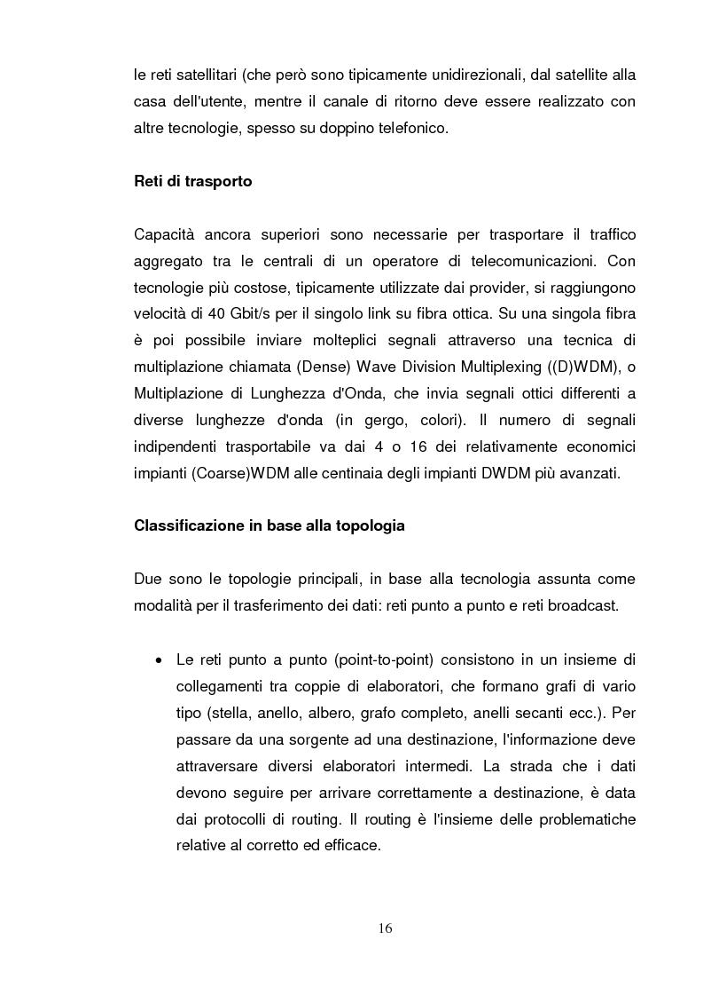 Anteprima della tesi: La sicurezza delle reti wireless, Pagina 12