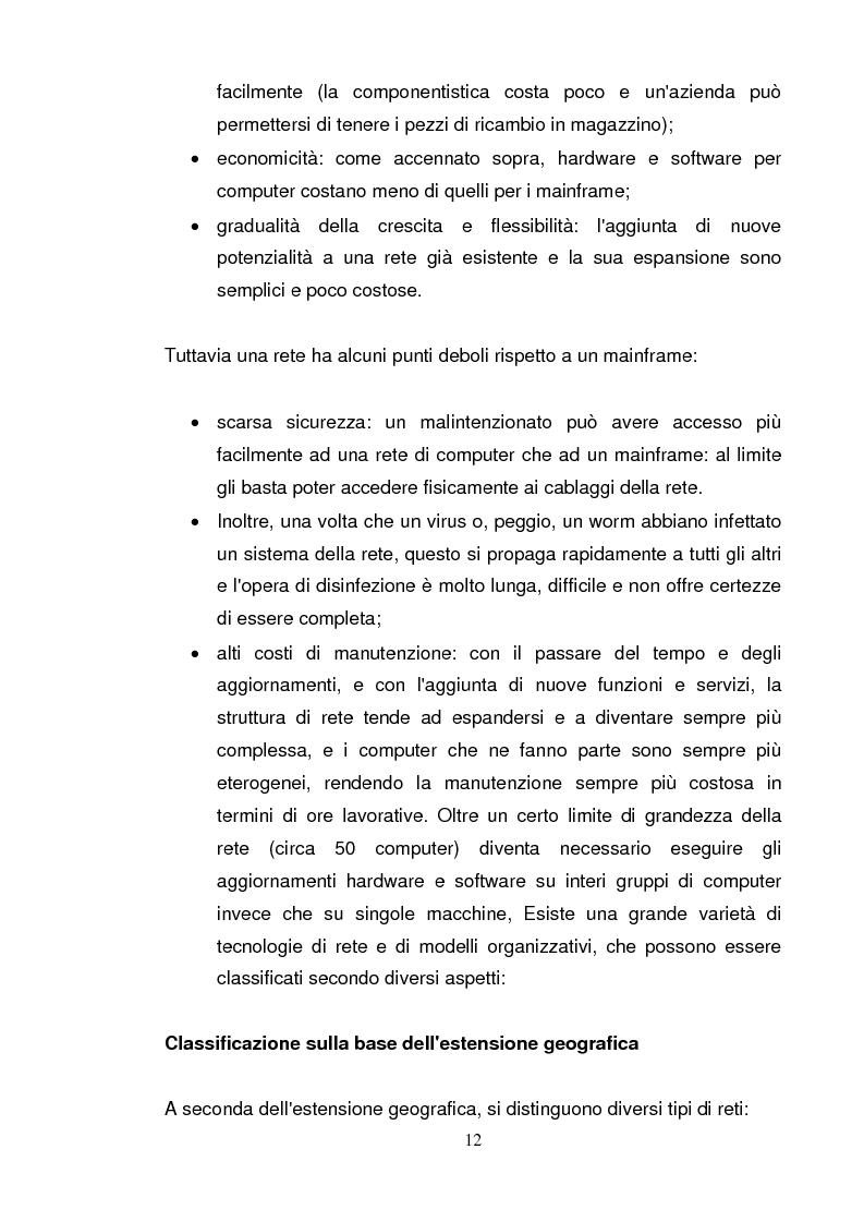 Anteprima della tesi: La sicurezza delle reti wireless, Pagina 8