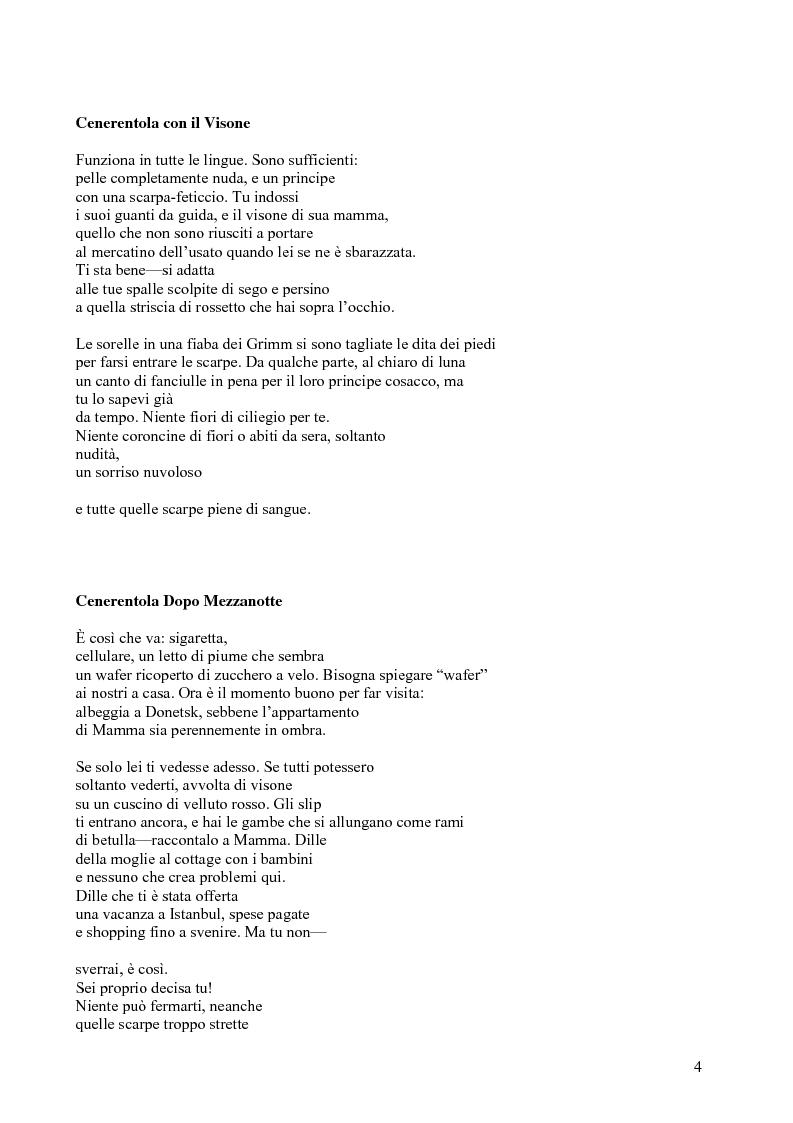 Anteprima della tesi: Janice Kulyk Keefer, Midnight Stroll: proposta di traduzione e commento, Pagina 4