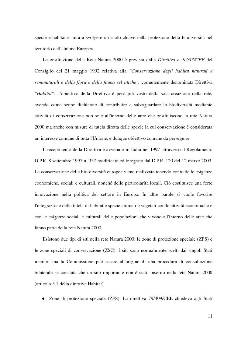 Anteprima della tesi: Metodo di analisi multicriteriale con metodologia GIS per la stima della biomassa agro-forestale applicato ad un impianto energetico presso il Pantano di Pignola, Pagina 7