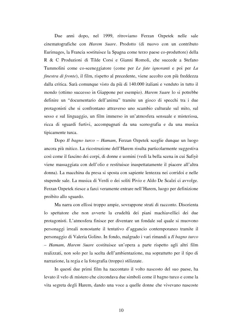 Anteprima della tesi: Il viaggio di Ferzan Ozpetek, Pagina 8