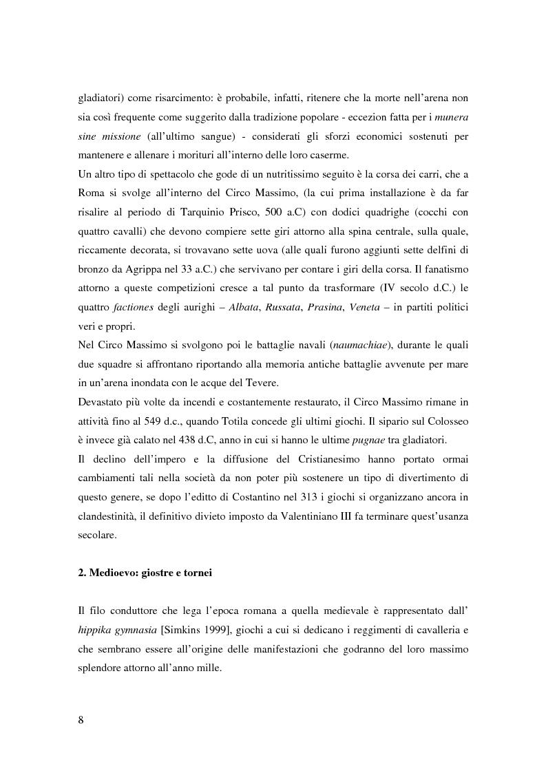 Anteprima della tesi: Parchi tematici: tempo libero, divertimento, consumo, Pagina 6