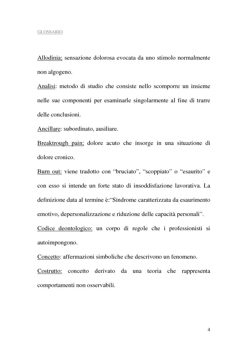 Anteprima della tesi: Assistenza al paziente con dolore cronico, Pagina 2