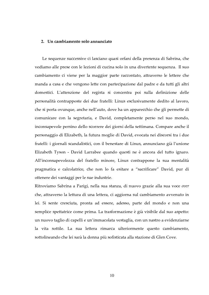 Anteprima della tesi: Audrey Hepburn: segno grafico, dallo schermo alla pagina di carta, Pagina 6