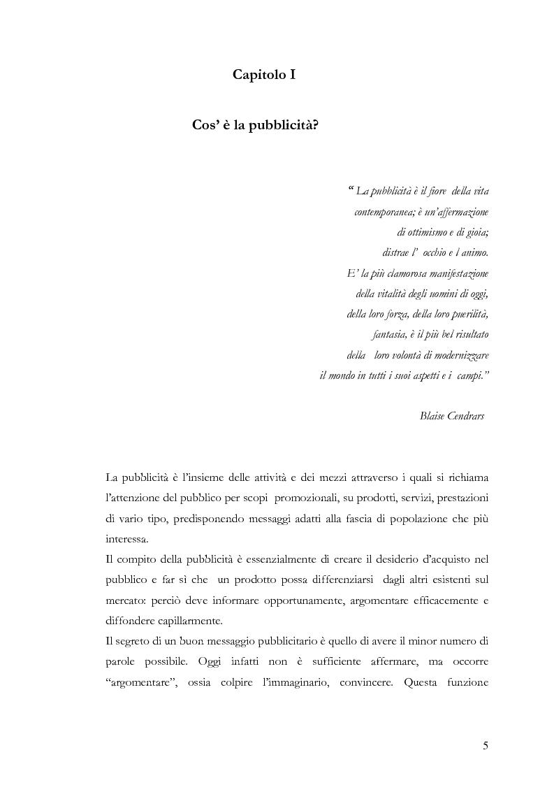 Anteprima della tesi: Che spot c'è stasera? L'advertainment di Maxi Tim Casa tra nostalgia e comicità, Pagina 3