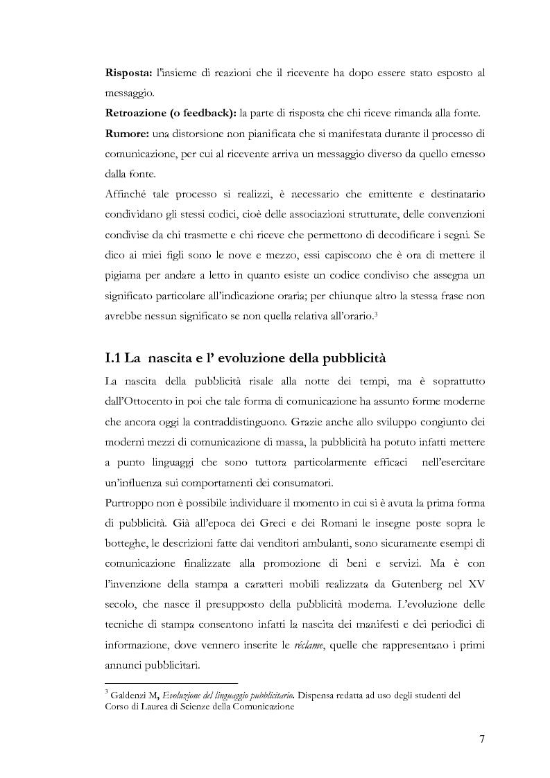 Anteprima della tesi: Che spot c'è stasera? L'advertainment di Maxi Tim Casa tra nostalgia e comicità, Pagina 5