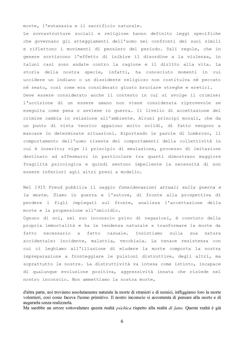 Anteprima della tesi: Soldati di pace e criminali di guerra nella società moderna e contemporanea, Pagina 4