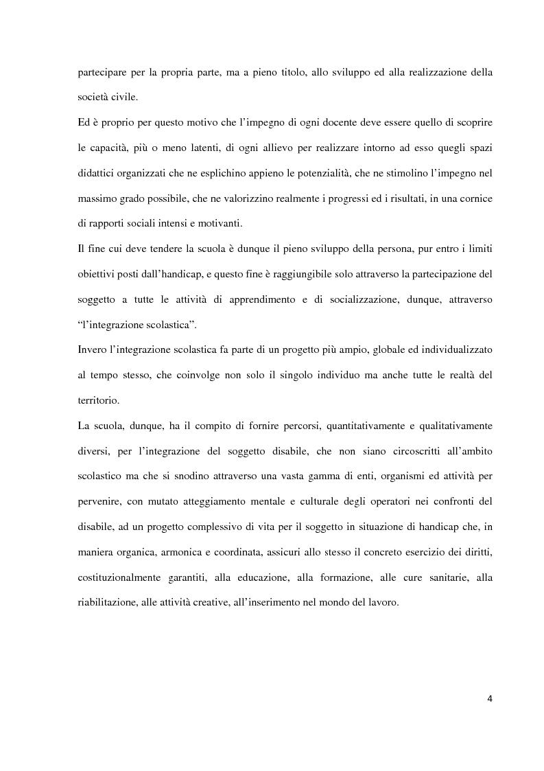 Anteprima della tesi: I colori della sordità, Pagina 2