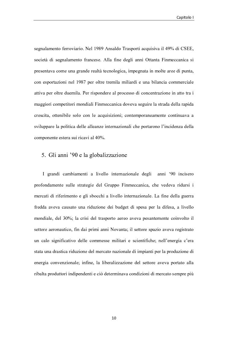 Anteprima della tesi: L'industria aerospaziale in Italia: un'analisi geografica, Pagina 10