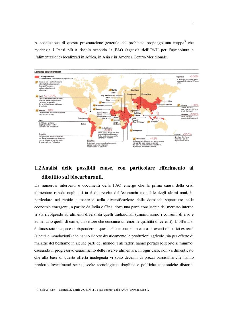 Anteprima della tesi: Millennium development goals: quali ostacoli al loro raggiungimento?, Pagina 5