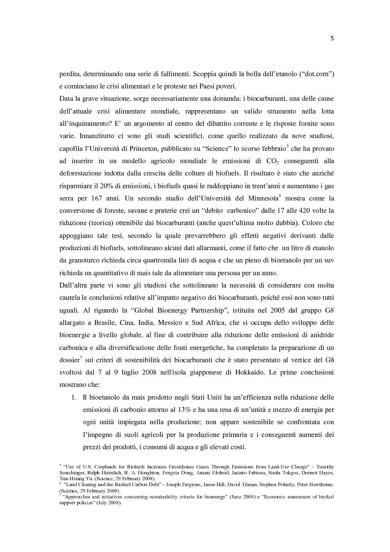 Anteprima della tesi: Millennium development goals: quali ostacoli al loro raggiungimento?, Pagina 7