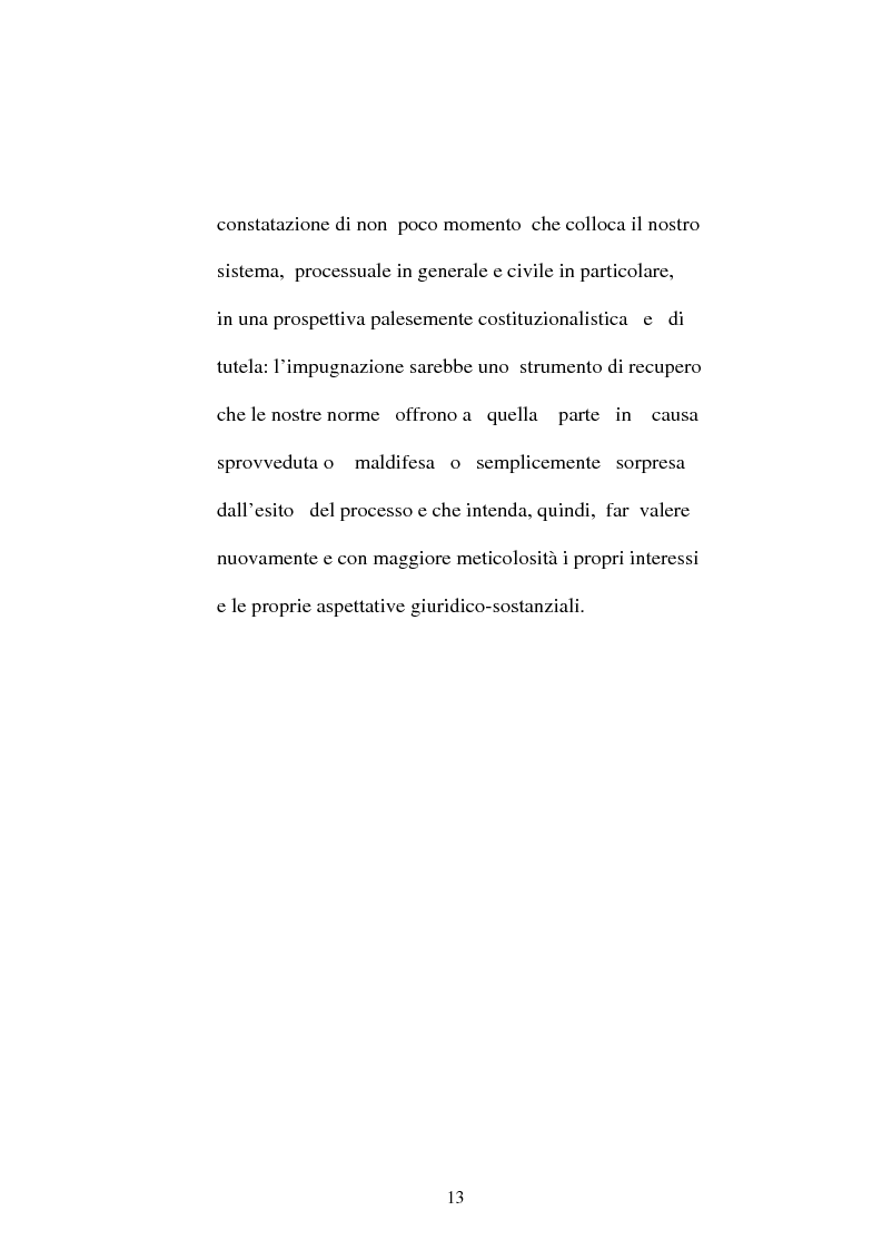 Anteprima della tesi: Onere della riproposizione ex art 346 c.p.c., Pagina 9