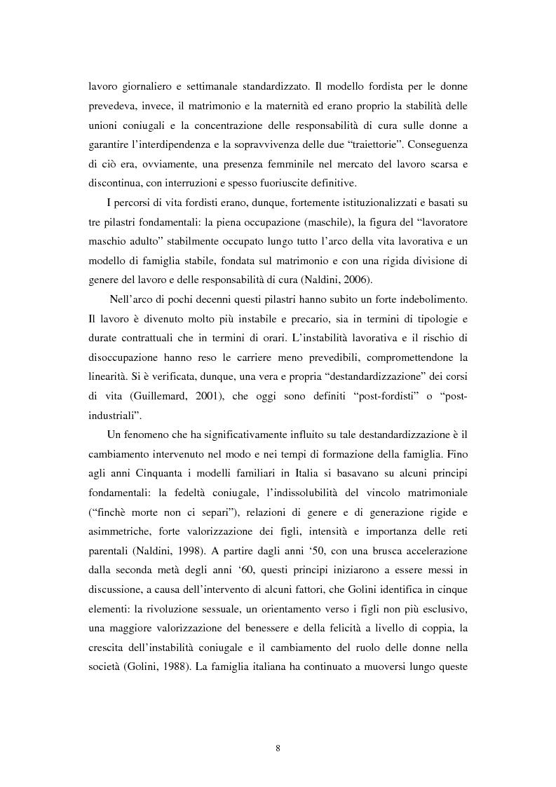 Anteprima della tesi: Verso modelli regionali di welfare? Il caso dei servizi di cura agli anziani, Pagina 5