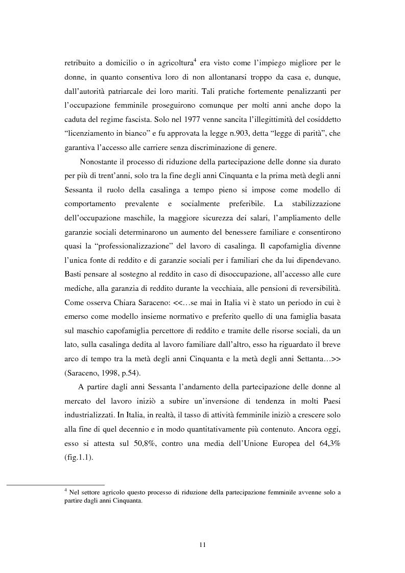 Anteprima della tesi: Verso modelli regionali di welfare? Il caso dei servizi di cura agli anziani, Pagina 8