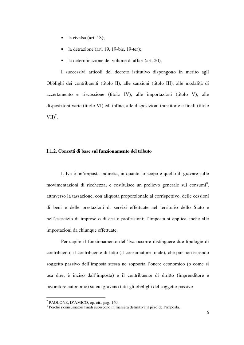 Anteprima della tesi: IVA intracomunitaria, Pagina 7