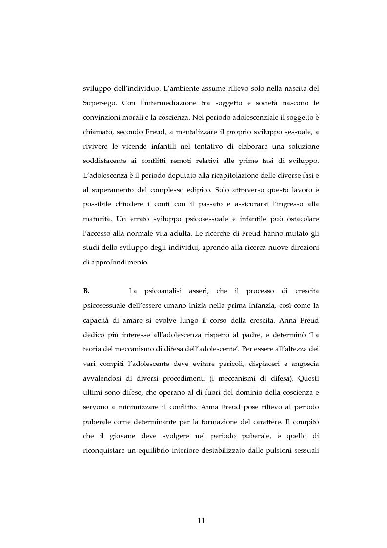 Anteprima della tesi: La generazione Y, Pagina 9