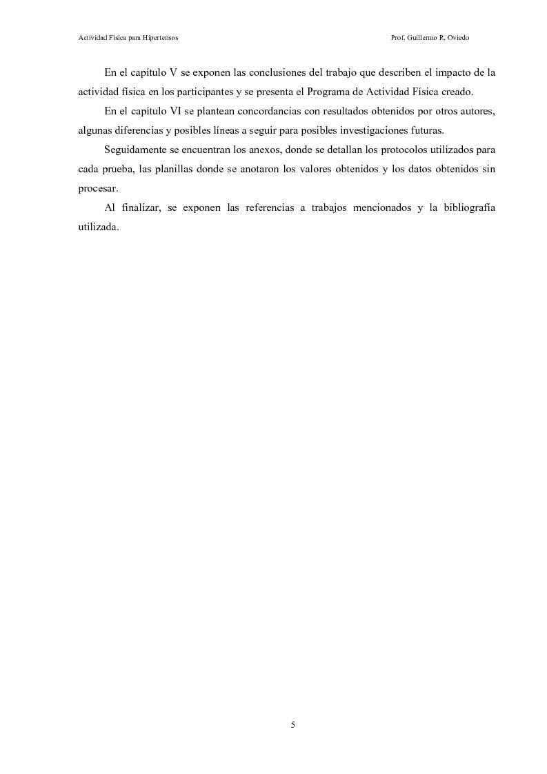 Anteprima della tesi: Attività fisica per persone con pre e ipertensione arteriosa, Pagina 2