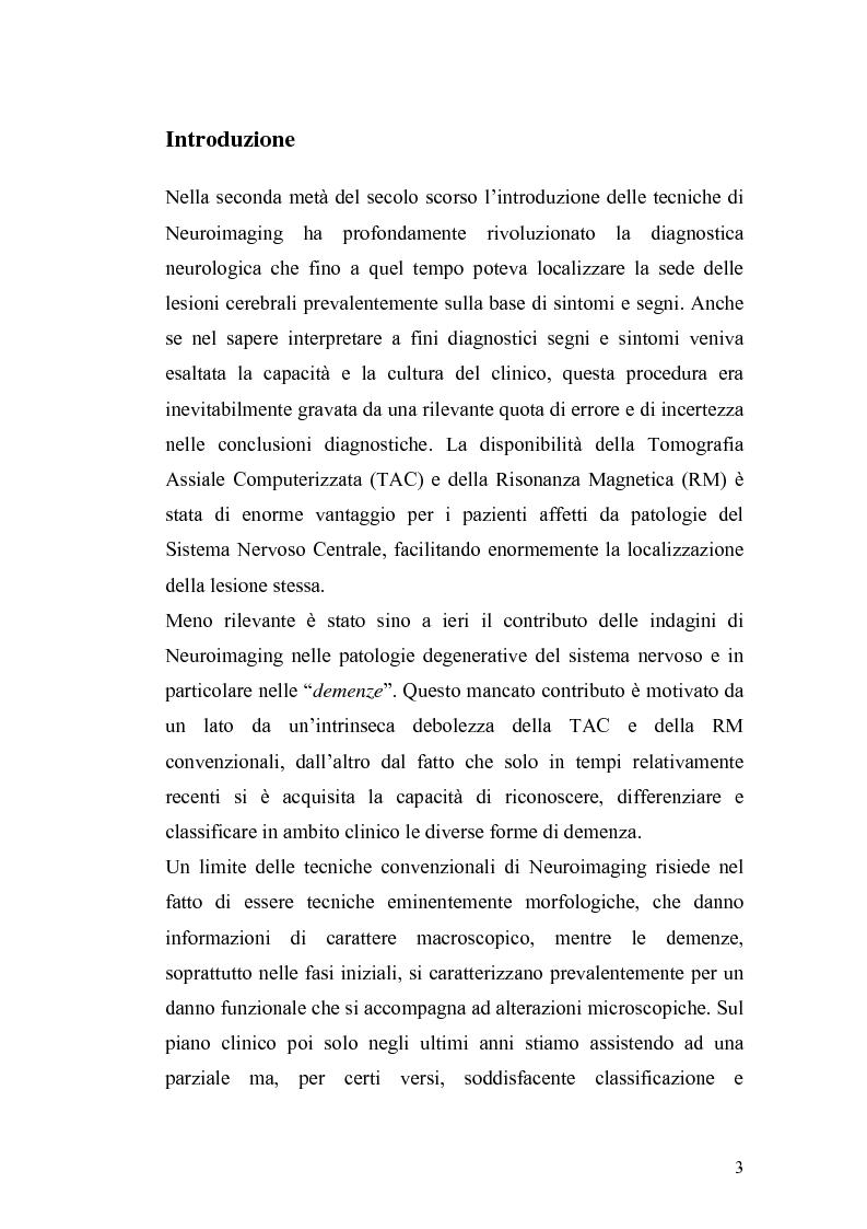 Anteprima della tesi: Segmentazione semi-automatica dell'encefalo tramite algoritmi di regionalizzazione, Pagina 1