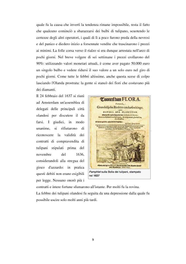 Anteprima della tesi: Analisi delle strategie di investimento attraverso il ''sentiment'' dei mercati finanziari, Pagina 7