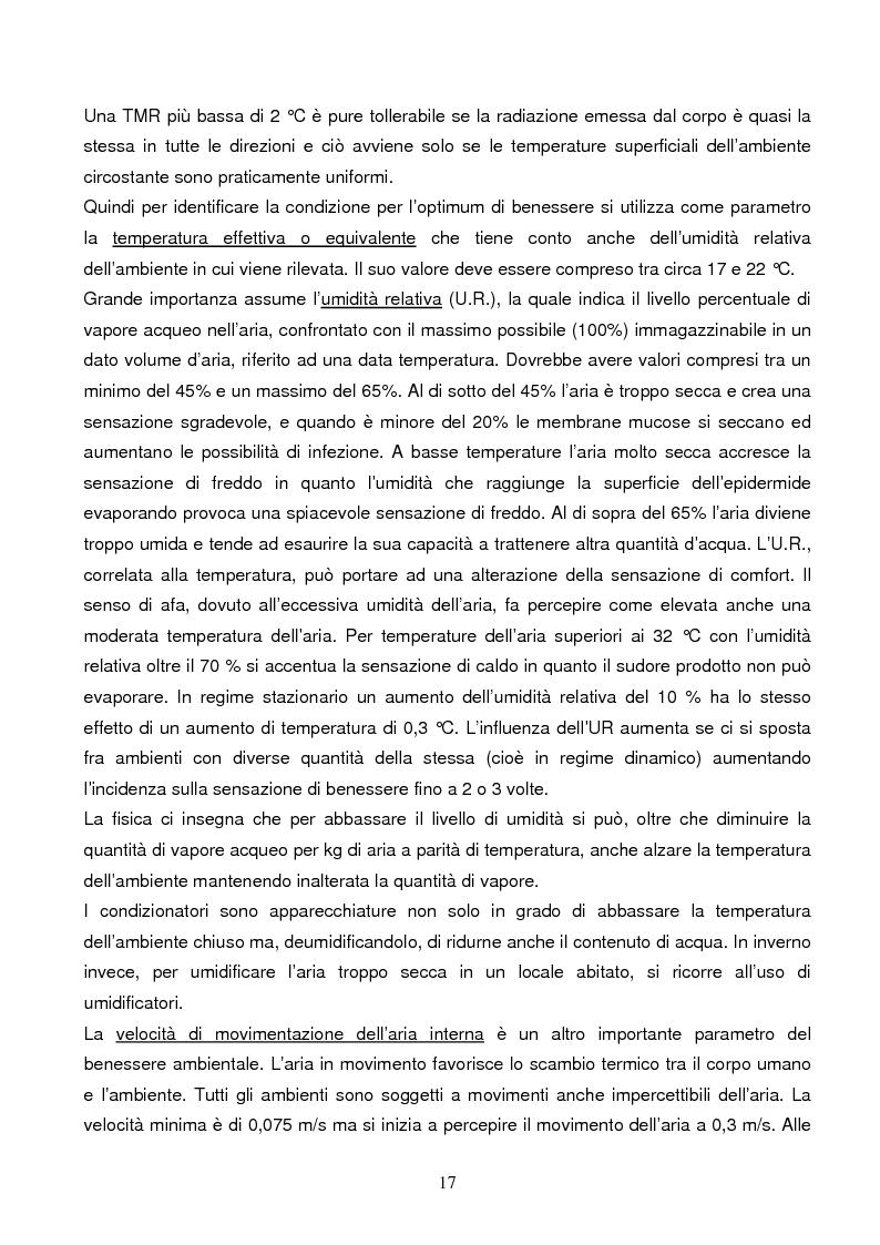 Anteprima della tesi: Energie rinnovabili e risparmio energetico in bioedilizia applicate a un caso studio di edificio bioclimatico (Casa solare Rosignano), Pagina 11