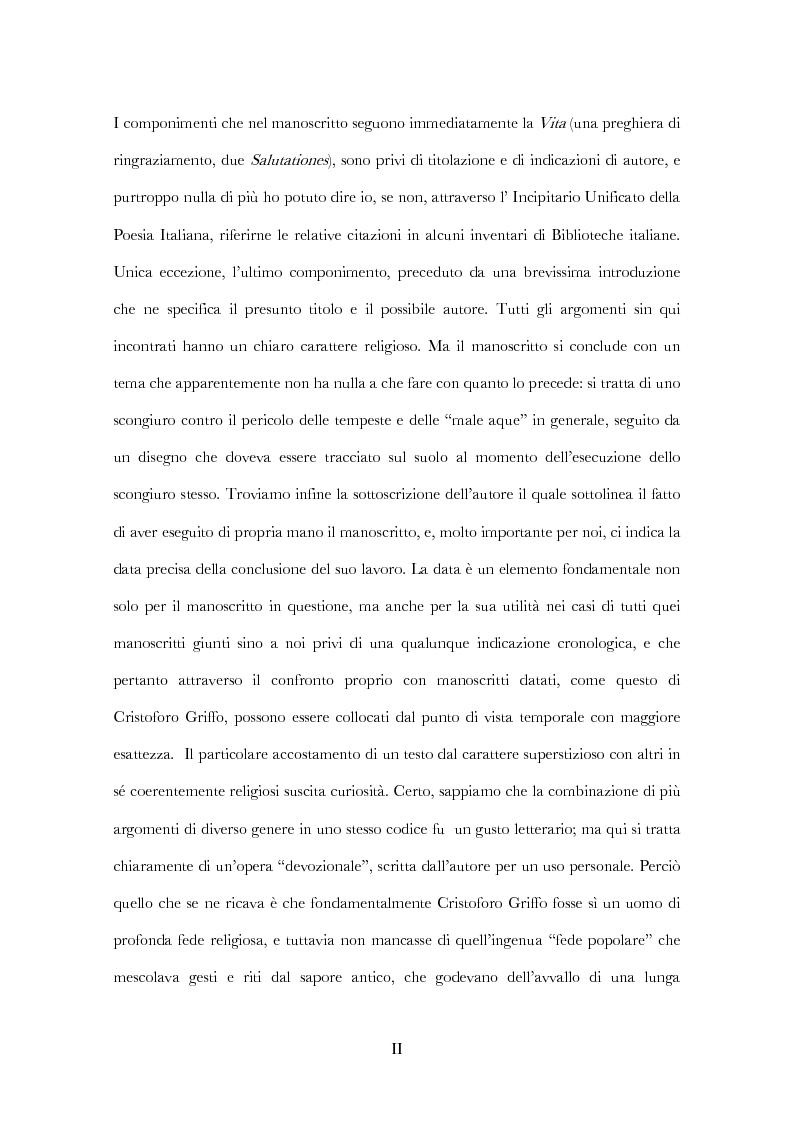 Anteprima della tesi: Devozione e pratiche magiche nel tardo medioevo. Un esempio nel veronese (Biblioteca Civica di Verona: ms 443-444), Pagina 2