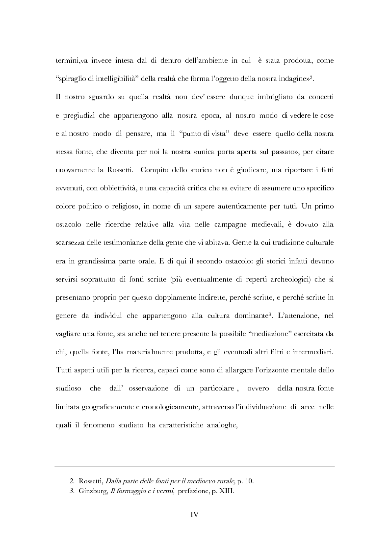 Anteprima della tesi: Devozione e pratiche magiche nel tardo medioevo. Un esempio nel veronese (Biblioteca Civica di Verona: ms 443-444), Pagina 4
